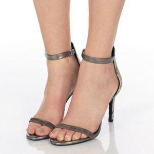 Joie Abbott Ankle Strap Sandal Heels 7.5